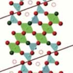 Strain-induced creation and switching of anion vacancy layers in perovskite oxynitrides