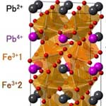Observation of novel charge ordering and spin reorientation in perovskite oxide PbFeO<sub>3</sub>